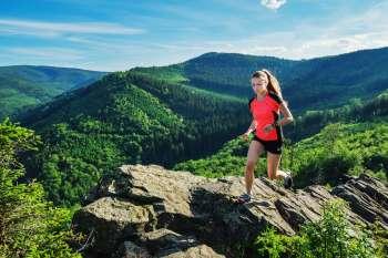 běhání po horách