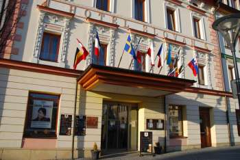 O hotelu Slovan