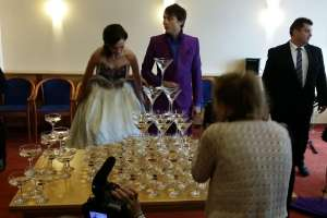Svatební příprava